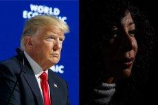 Alva Jonhson oskarża Donalda Trumpa o molestowanie seksualne.