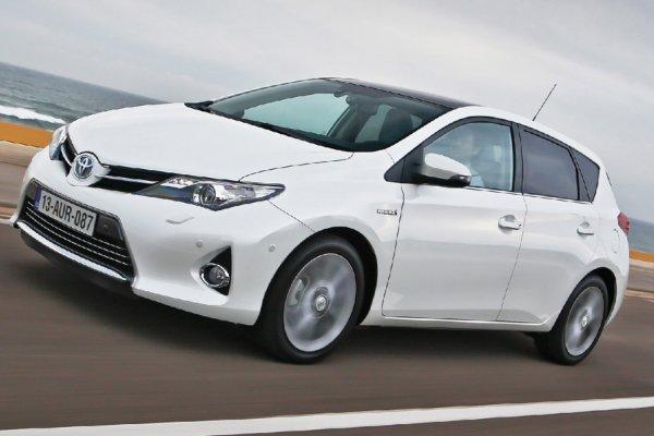 Toyota Auris Hybrid - ceny od 84900 zł