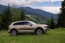 Nowy Volkswagen Touareg to bardzo udane auto.