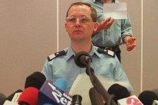 Prokuratura sprawdza, czy policjanci badający sprawę zabójstwa gen. Papały naruszyli prawo. Na razie nie stawia jednak zarzutów. Na zdjęciu: gen. Marek Papała