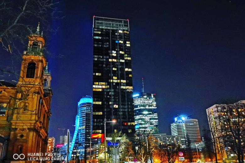 Zdjęcie wykonane smartfonem Huawei P30 Pro