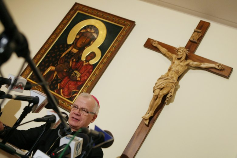Arcybiskup Józef Michalik.
