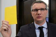 Przemysław Wipler nadal będzie działał z Januszem Korwinem-Mikke