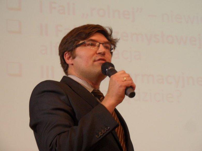 Tomasz Jaskóła -  częstochowski nauczyciel, polityk, działacz społeczny.