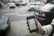 Kierowcy Bolta boją się o swoje samochody. To efekt protestu taksówkarzy w Warszawie.