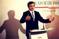 Zbigniew Ziobro – jeden z najpotężniejszych polityków w Polsce. Kieruje ministerstwem, prokuraturą, prokuraturą wojskową i pionem śledczym IPN.