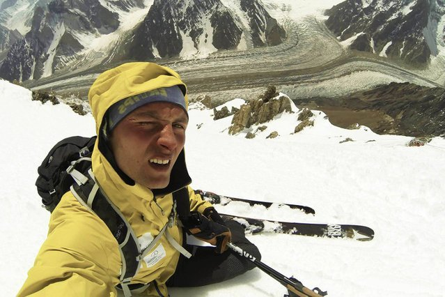 Do akcji ratunkowej na Latok I zgłosił się Andrzej Bargiel. Polak w miniony weekend zdobył K2 i zjechał z niego na nartach.