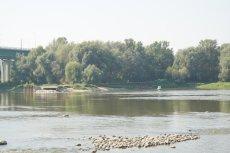 Z powodu awarii w oczyszczalni Czajka w Warszawie do Wisły płyną tysiące litrów ścieków.