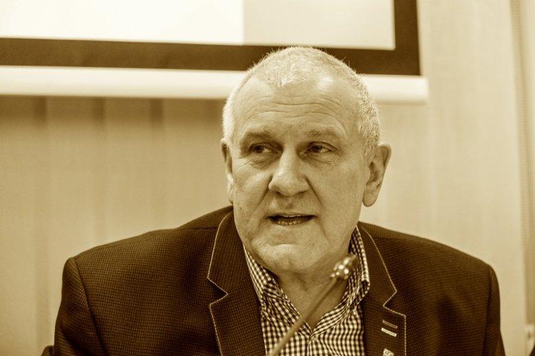 Nie żyje Jan Guz, przewodniczący OPZZ. Miał 63 lata.