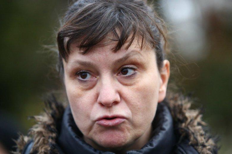 Ewa Stankiewicz przypuściła atak na generała Różańskiego.