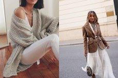 Letnie elementy garderoby przełamuj cieplejszymi ubraniami