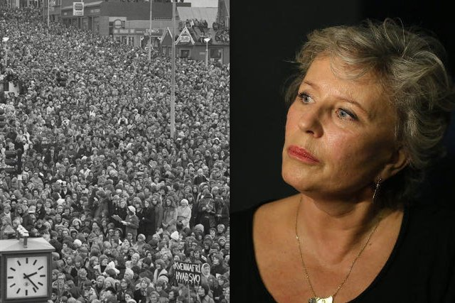Krystyna Janda ma pomysł na lepszą formę protestu wobec planów zaostrzenia ustawy antyaborcyjnej.
