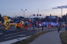 Dramatyczny apel ratownika medycznego po tragicznym w skutkach zderzeniu tramwaju z samochodem w Katowicach.