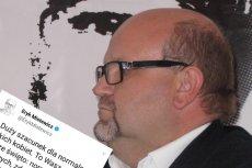 """Publicysta i specjalista od politycznego marketingu zamieścił na Twitterze życzenia z okazji Dnia Kobiet. """"Wytłumaczcie jaśnie panu, że mamy XXI wiek"""" – to jeden z komentarzy."""
