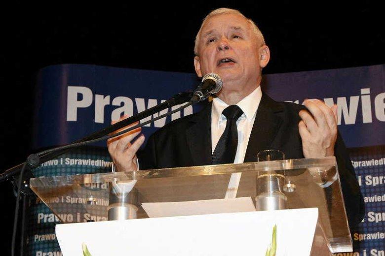"""Czy Jarosław Kaczyński """"uwolnił dżina z butelki"""" i już nad nim nie zapanuje?"""