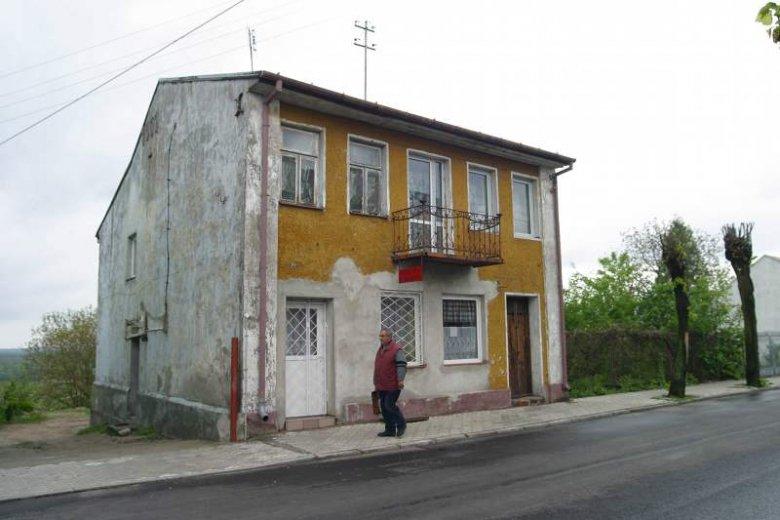 Miejscowość Różan na Mazowszu