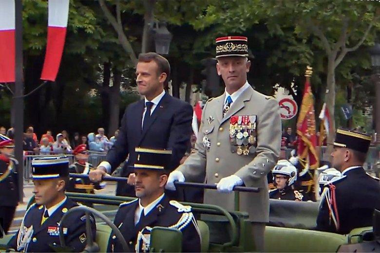 Francja obchodzi święto narodowe – Dzień Bastylii. W Paryżu zorganizowano wielką defiladę.