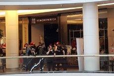 W Rzeszowie trwa ewakuacja galerii handlowej.