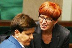 Elżbieta Rafalska zamiast Beaty Szydło będzie ubiegać się o fotel szefa komisji do spraw zatrudnienia i spraw społecznych?