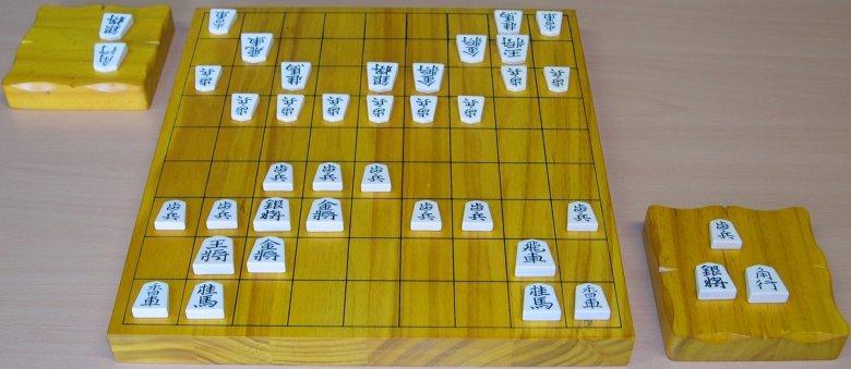 Plansza do gry w shogi