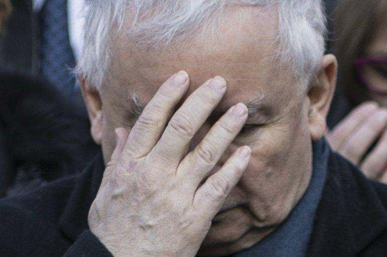 PO coraz bardziej zbliża się w sondażach do PiS. Jarosław Kaczyński stoi przed ogromnym wyzwaniem.