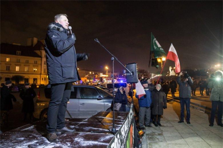 Wojewoda sam w marcu zakłócał mieszkańcom spokój w czwartek na demonstracji ONR, a teraz krytykuje decyzję Sądu  Apelacyjnego za marsz równości w sobotę.