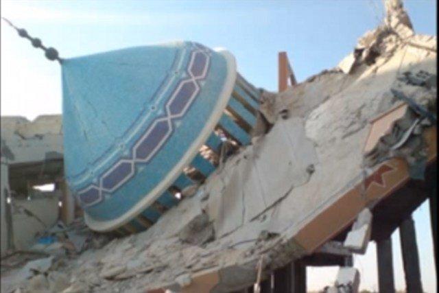 Niektóre angolskie meczety i minarety są niszczone na zlecenie władz państwowych