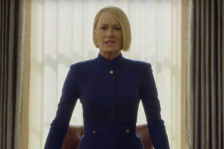 """Netflix zdradził datę premiery finałowego sezonu """"House of Cards""""."""
