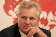 Aleksander Kwaśniewski jest doradcą Narsułtana Nazarbajewa, prezydenta Kazachstanu, który wsławił się krwawą dyktaturą za czasów ZSRR.