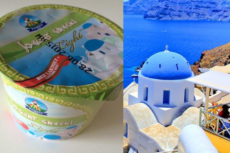 Polska firma usunęła krzyże z opakowań swoich jogurtów greckich.