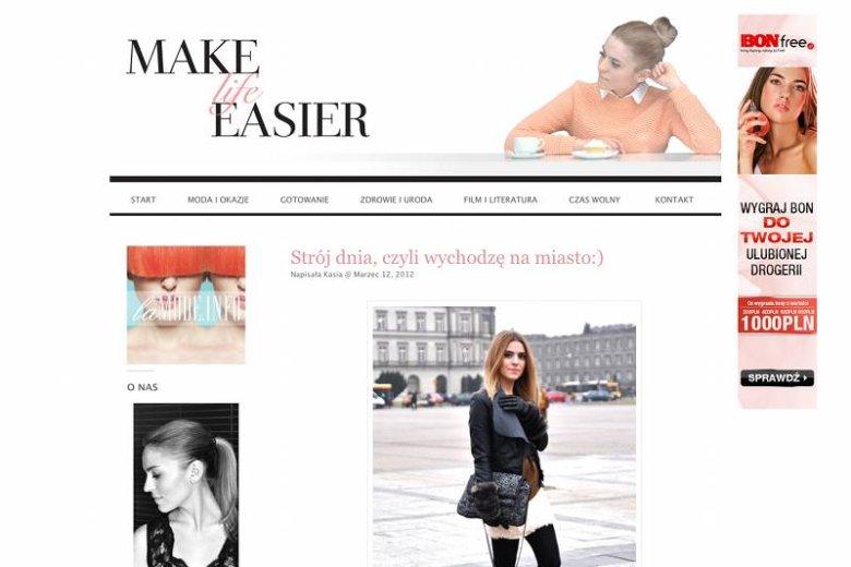 Blog Kasi Tusk