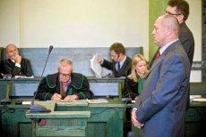 Marek Sawicki jako świadek w sprawie nieprawidłowości w ARR.
