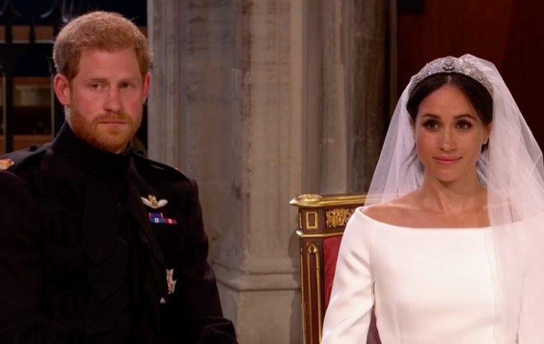 Ślub księcia Harry'ego i Meghan Markle.