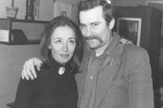 Oriana Fallaci rozmawiała z Lechem Wałęsą w 1981 roku. Przyjechała do Gdańska.
