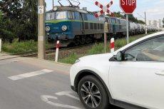 Na niestrzeżonym przejeździe kolejowym w Nowej Wsi Kąckiej zginęło pięć osób.