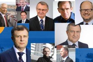 Prezydenci Gliwic, Puław, Gdańska, Gdyni i Sopot. Tacy jak oni są solą w oku dla Jarosława Kaczyńskiego