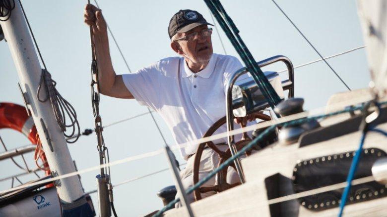 Bronisław Tarnawski popłynie na Copernicusie w rejsie legend Volvo Ocean Race