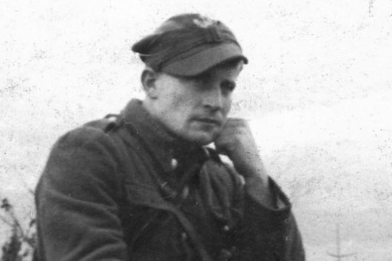 "Józef Kuraś ""Ogień"" - legendarny partyzant Podhala."