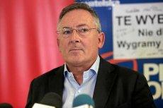 Bartłomiej Sienkiewicz chce ubiegać się o fotel szefa Platformy Obywatelskiej.