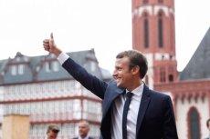 Prezydent Francji widzi Europę w bardzo czarnych barwach.