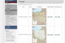 Portugalia według CIA jest łudząco podobna do Polski.
