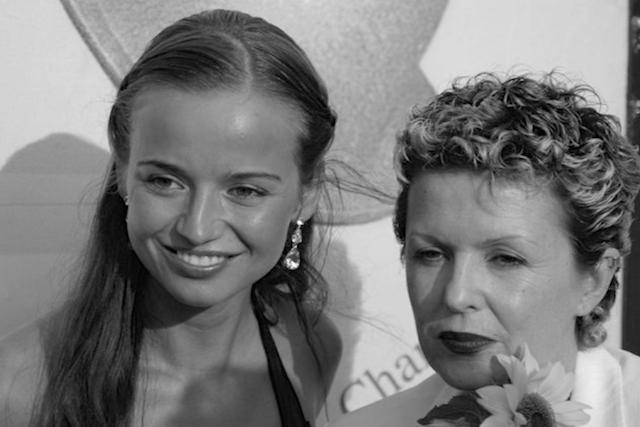 Anna Przybylska i Gabriela Kownacka