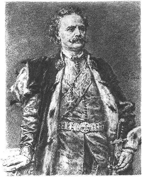 Stanisław Leszczyński pędzla Jana Matejki.