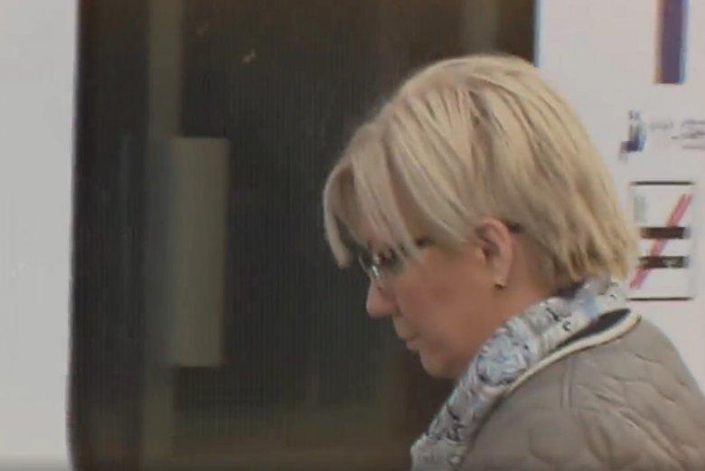 Julia Przyłębska nie chciała odpowiedzieć na pytanie o nagrody da urzędników TK. Łącznie wypłacono około 1,5 miliona złotych.