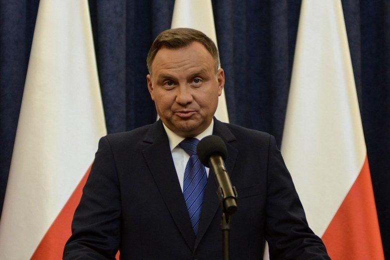 """Andrzej Duda szykuje """"niespodziankę"""" Aleksandrze Dulkiewicz?"""