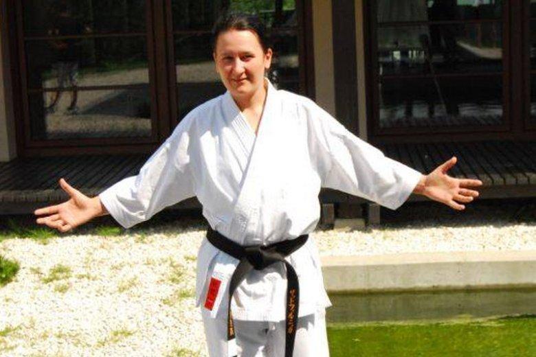 Instruktorka karate Aneta Zatwarnicka źle się poczuła, a kilka dni później amputowano jej nogi i dłonie