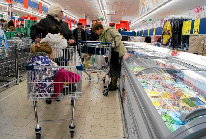 Sklepy sieci Lidl cieszą się popularnością w całej Polsce