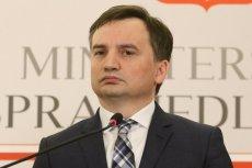 """""""Dobra zmiana"""" ma dopieszczać lojalnych prokuratorów. Na zdjęciu minister sprawiedliwości i prokurator generalny Zbigniew Ziobro."""