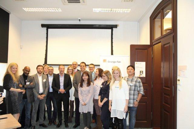 Wystartowała 4. edycja Orange Fab Poland – programu skierowanego do technologicznych start-upów, które chcą rozwijać swój produkt i i promować go również za granicą