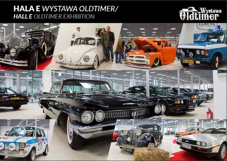 Oldtimer Warsaw Show